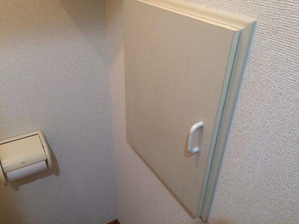 トイレ収納 ダイノック